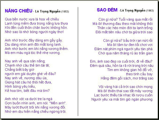 Chieu Tay Do Lyric - video4viet.com